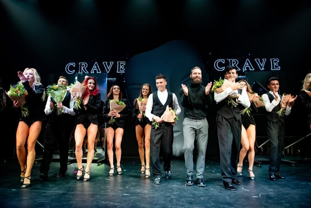 Closed Premiere and Grand Opening of Crave Theater